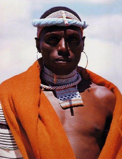 awakonate: Portrait of Xhosa man , Transkei | © Chris Van Resburg