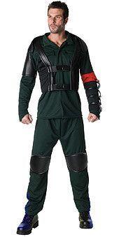 Terminator 4 Deluxe John Connor Costume Adult