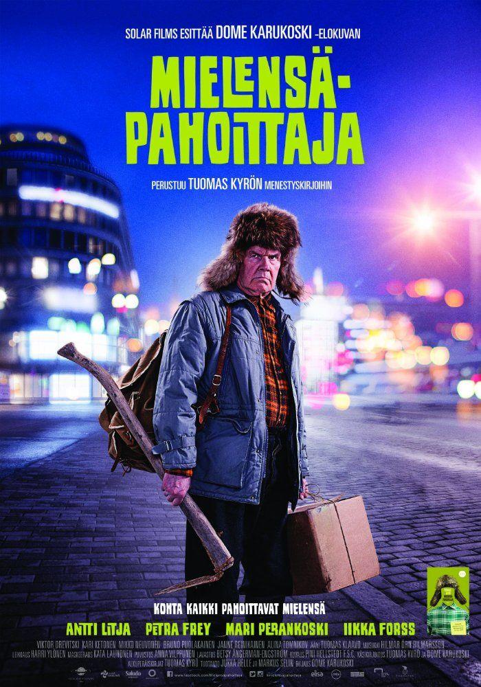 Stary człowiek i może (2014)