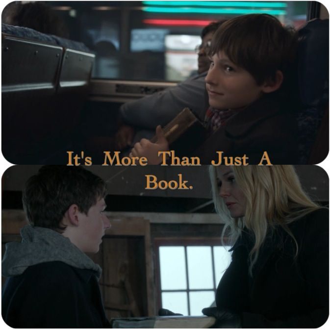 OUAT. Once Upon A Time. Henry's Book.