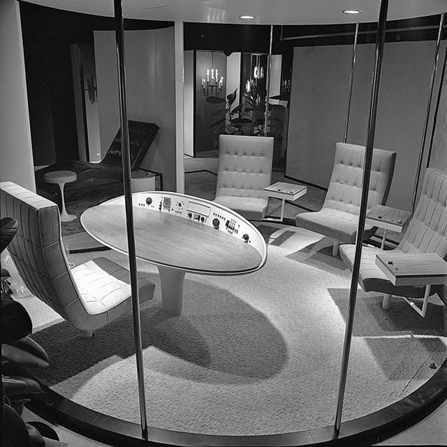 Office. Image from the LA Times (1964)