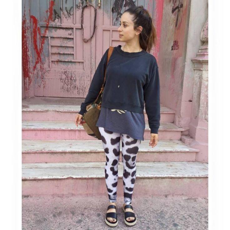 Panda Print Pcp | Antonella Boutique #Pcp #Panda #MostChic #sandals #AntonellaBoutique