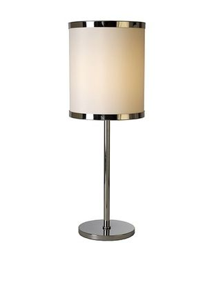 49% OFF Trend Lighting Lux II Tall Table Lamp, Polished Chrome