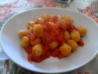 la cucina di nonna papera : Gnocchi di patate ripieni