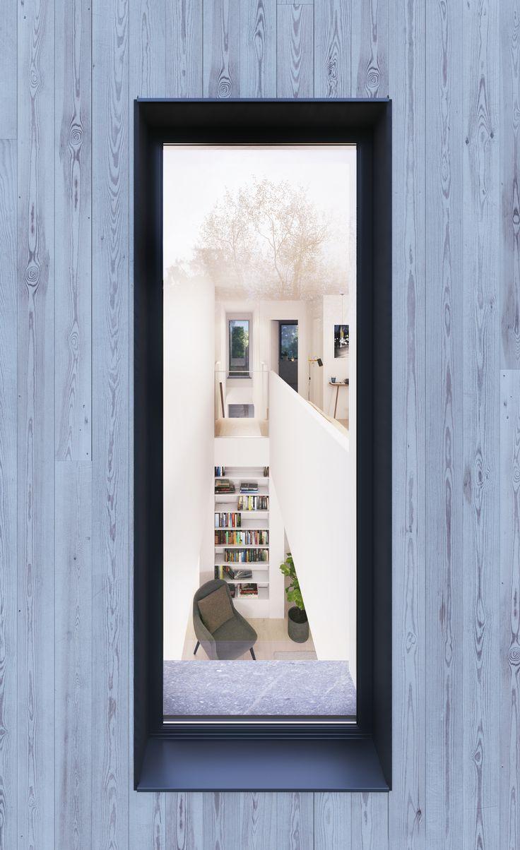 Vårvetet kedjehus i hagsätra stockholm arkitekt sweco architects bilder wingårdhs