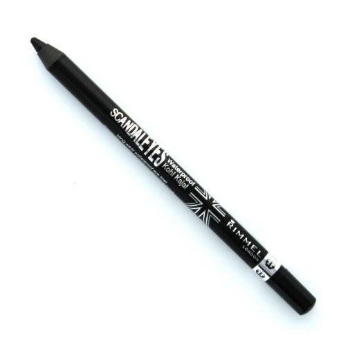 Love Rimmel products! Excited to try this Rimmel Scandaleyes Waterproof Kohl Kajal! @influenster #Rimmel
