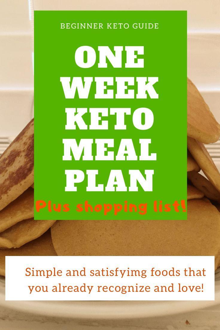 Week One Of Keto