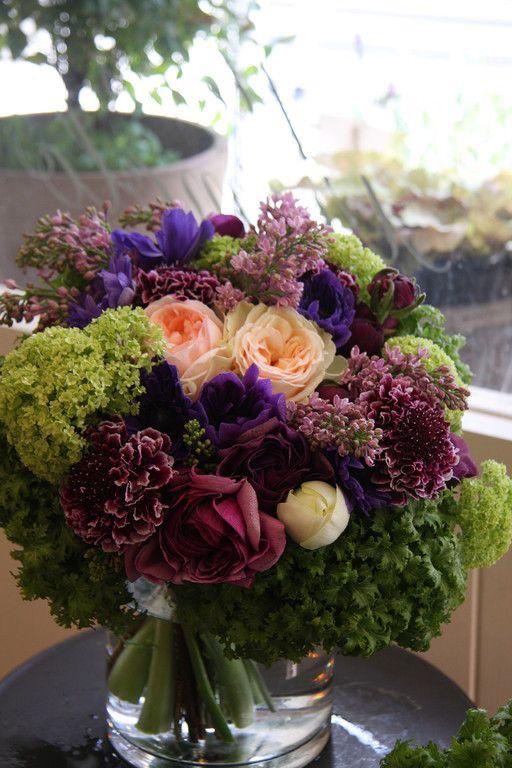 bouquet 花束 - fleurs trémolo フル-ル トレモロ 広島市の花屋