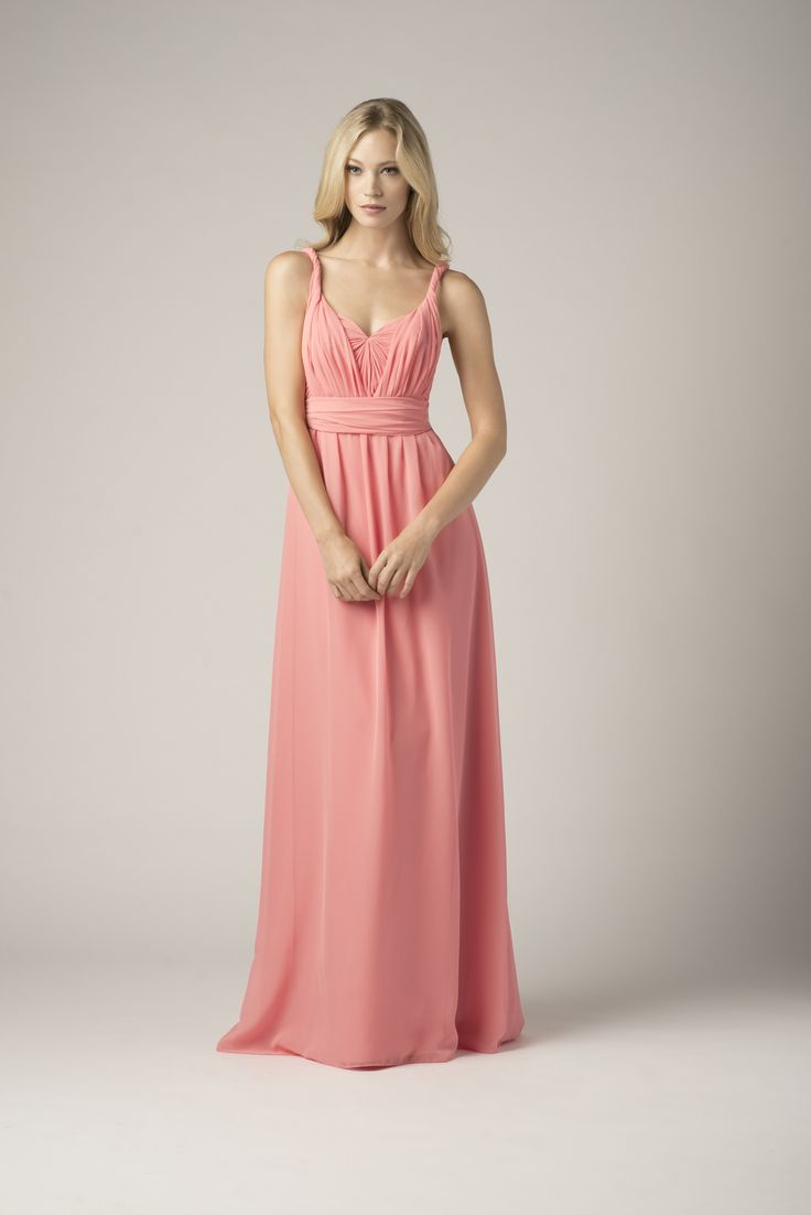 104 best prestige bridesmaid collections images on pinterest wtoo bridesmaid infiniti wrap dress in coral summer ombrellifo Gallery