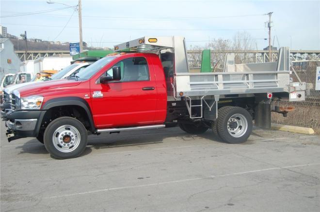 dump trucks for sale | ... Bullet 5500 Medium Duty Dump ...