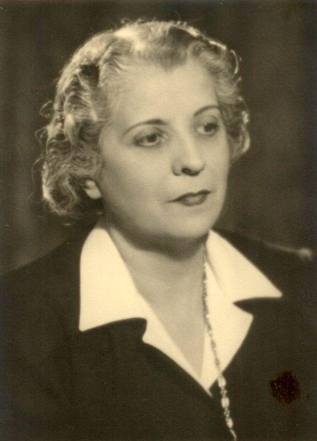 Olga Greceanu (1890 - 1978)
