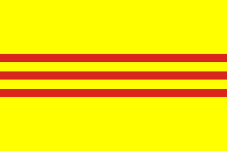 Flag of South Vietnam