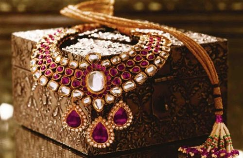New Indian Bridal Jewellery Must Haves