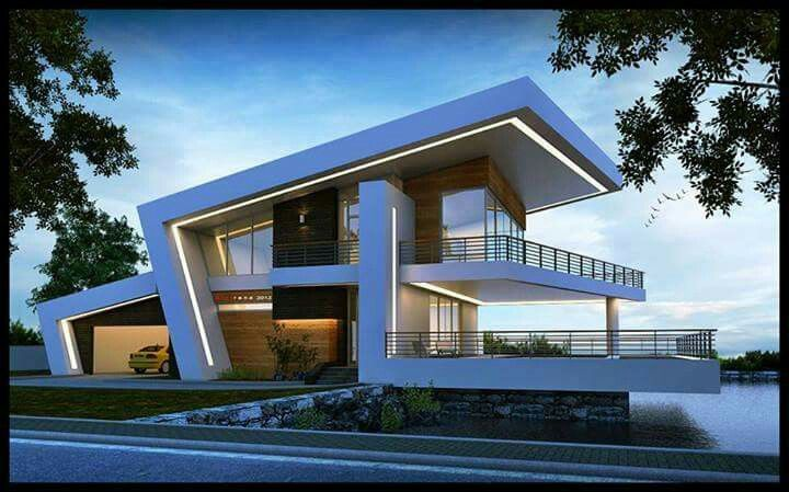 Modern elegante exterior