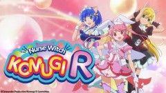 'Nurse Witch Komugi R' Anime Begins Hulu Distribution | The Fandom Post