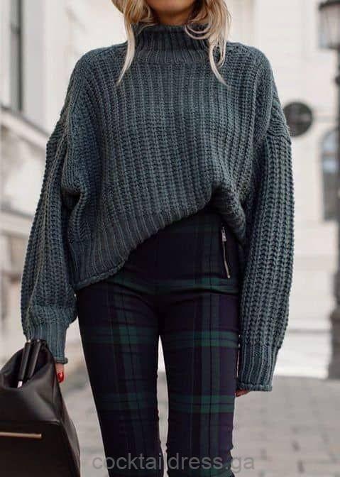 50 brillante Winter-Outfits, um dieses Jahr auszuprobierenWachabuy