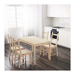 INGO Table, pine - IKEA $70 want this one