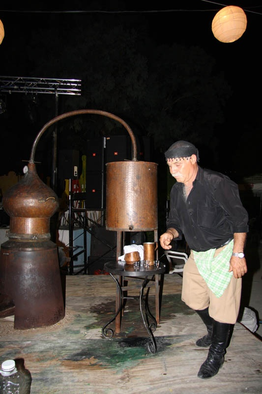 Cretan Wine Festival  Rethymno