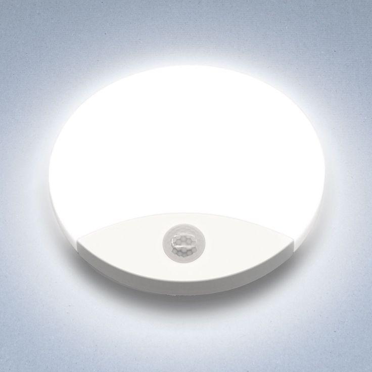 LED Wandleuchte Aussenwandleuchte Wandlampr IP44 15W mit Bewegungsmelder 4000K   eBay