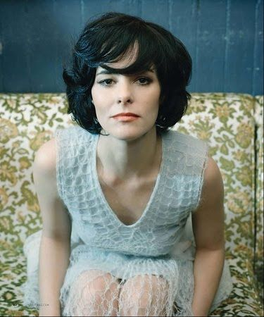 Parker Posey... I talked to her once! She asked me where the water bubbler was in my building :) haha.