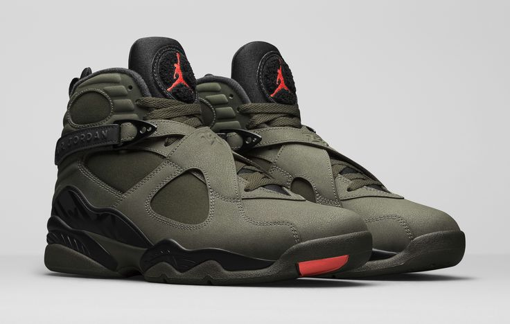 "Details on the ""Take Flight"" Air Jordan 8"