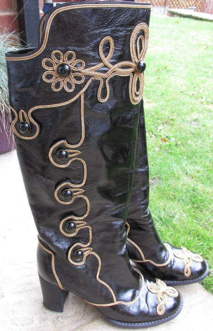 Anna Sui boots