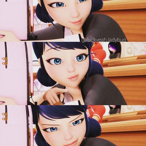 Image result for miraculous ladybug marinette cute