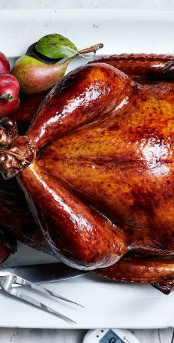 How the best chefs in the country cook their turkeys.