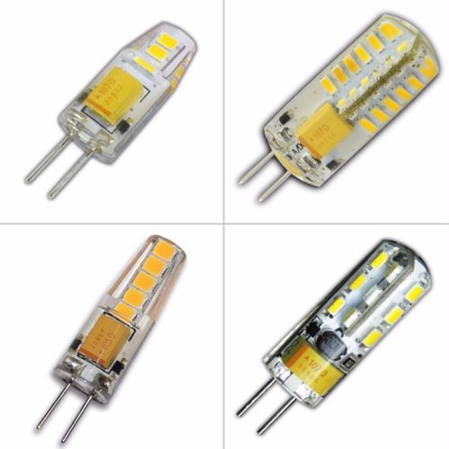 LED Leuchtmittel G4 Lampe Stiftsockel Stecklampe Ersatz Sparlampe Birne