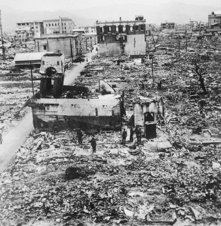 the history and results of bombing hiroshima The bomber's primary target was the city of hiroshima, located on  no one will  ever know for certain how many died as a result of the attack on hiroshima   compares the tenets and programs that fascism used over history,.
