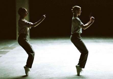 haerfest:  Anne Teresa De Keersmaeker Fase: Four Movements to the Music of Steve Reich