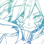 Ene on Kagerou Project Sketch HD Picture