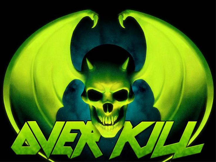 Overkill's Chaley (plagiarized by the poser band A7X).