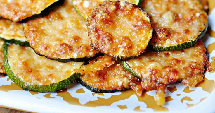 Parmezános cukkinikarikák - Egészséges délutáni nasi | Femcafe