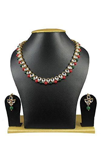 Red & Green Pearls Indian Bollywood Designer Kundan Elega... https://www.amazon.com/dp/B01J7EI1FA/ref=cm_sw_r_pi_dp_x_nUDzzb8FFKEG0