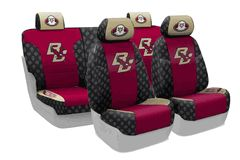 Collegiate Jeep Seat Covers All Things Jeep