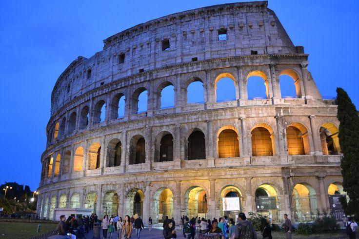 Coliseo - Roma - Italia