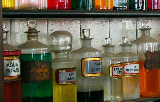 Your characters have to face death at some point. Why not let chemistry help?  Ah, but not all poisons are created equal, and not all poisons will be available in all settings for your ...