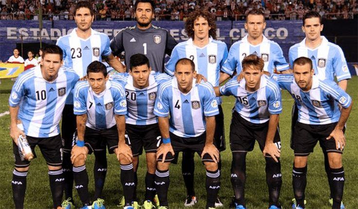 Argentina compitió en esta competencia de fútbol