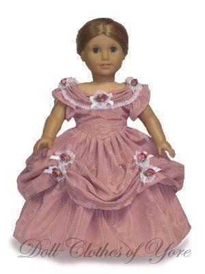 Civil War Gown (1840-1870) SO PRETTY!!!!!!!!!!!!!!!!!!!!!!!!!!!!!!!!!!!!!!!!!!