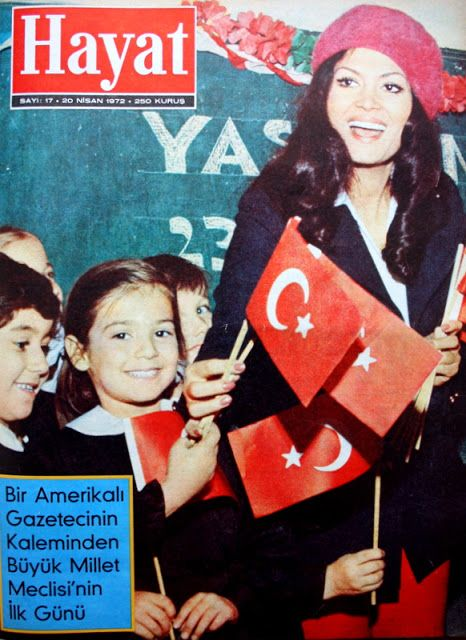 Türkan Şoray 1972.