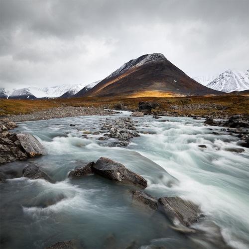 Smájllájåhkå Sarek National Park.