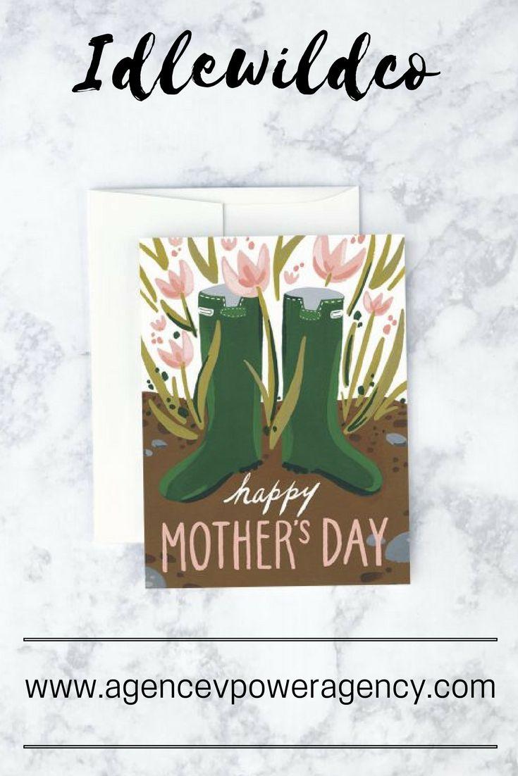 Il est encore temps de nous faire parvenir vos commandes de cartes pour la fête des mères! Contactez nous rapidement! // It is still time to send us your mother's day orders! Contact us in a hurry!