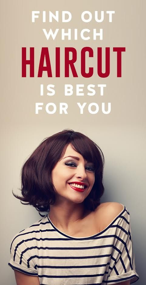 Want to change up your current look? Find the best haircut for you based on head shape and hair texture.