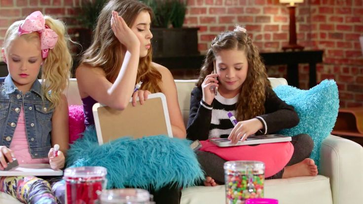 "Mackenzie Ziegler Dance Moms Clips ""Dance Moms Slumber Party: Who Has The Best Hair?"""