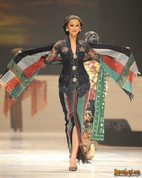 anne avantie Kebaya-Indonesia, collection 1 Love this kebaya