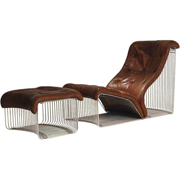 25 best ideas about denmark furniture on pinterest for Modern leather chaise longue