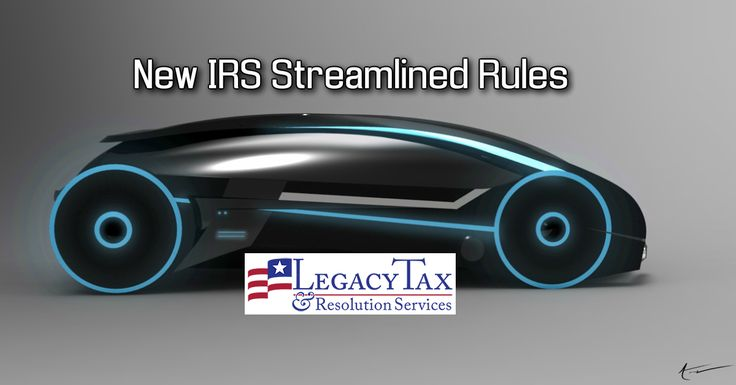How to Set Up an IRS Payment Plan Under the New IRS Streamlined Rules: Part One of Two Parts