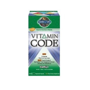 Garden of Life Vitamin Code// Garden of Life=best supplement brand!! all natural and raw ingredients