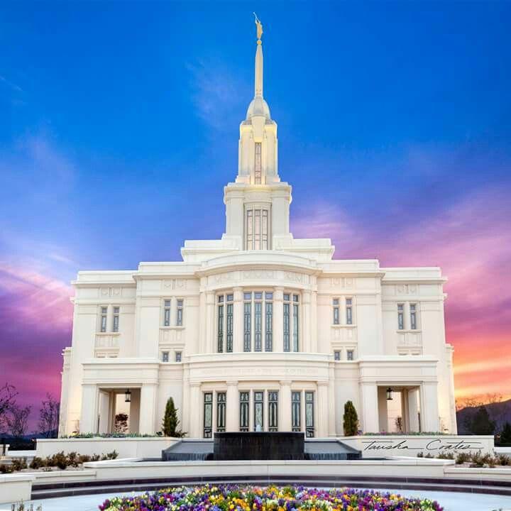 Payson Utah Temple #lds #temples #mormon